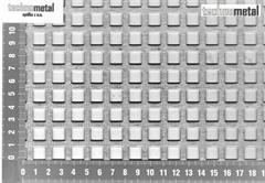 Rewelacyjny Blachy perforowane - Technometal SU56